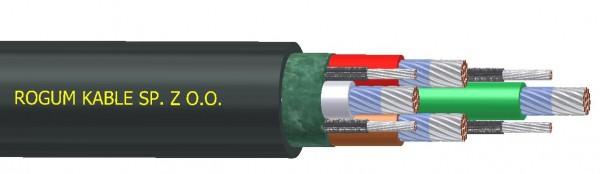 OnG FLEX 1 kV 4 i 5 żyłowy