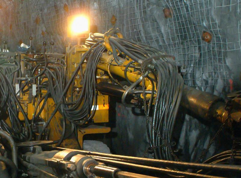Kable górnicze